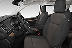 Front seat view of 2018 Toyota Proace-Verso MPV 5 Door Minivan Front Seat  car photos