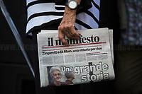 24.09.2020 - In Memory Of Rossana Rossanda