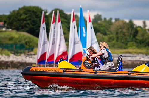 Galway City Sailing Club celebrates its tenth birthday on the water