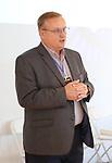 Dan DeMato (FutureTix) during the 2019 TRITIX Forum at Arts West Building on September 19, 2019 in New York City.