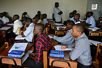 UGANDA, Kampala, National Seminary Ggaba, theological education, book Vatican Council