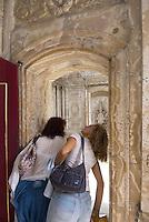 Türkei, im Dolmabahce-Palast in Istanbul im Stadtteil Besiktas