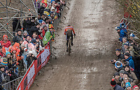 Men's Race<br /> UCI 2017 Cyclocross World Championships<br /> <br /> january 2017, Bieles/Luxemburg