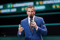 Rotterdam, The Netherlands,7 march  2021, ABNAMRO World Tennis Tournament, Ahoy,  <br /> Doubles final: tournament director Richard Krajicek. <br /> Photo: www.tennisimages.com/henkkoster