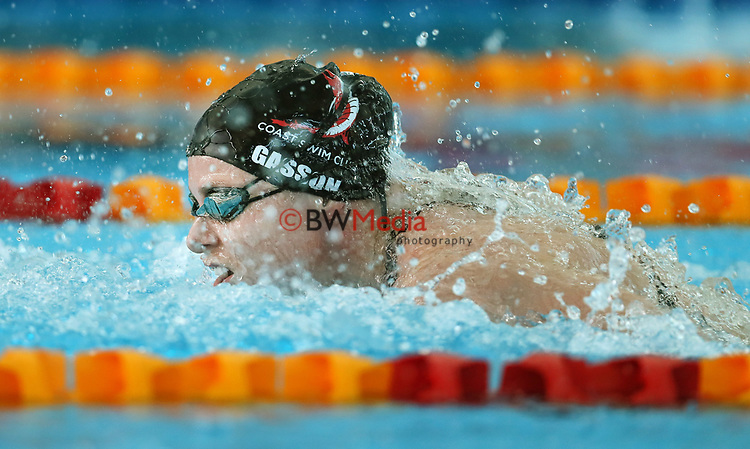 Helena Gasson during Session 6 of the AON New Zealand Swimming Champs, National Aquatic Centre, Auckland, New Zealand. Thursday 8 April 2021 Photo: Simon Watts/www.bwmedia.co.nz