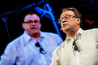 Hay on Wye, UK. Sunday 29 May 2016<br /> Pictured: Russel T Davies <br /> Re: The 2016 Hay festival take place at Hay on Wye, Powys, Wales
