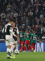 Football Soccer: UEFA Champions League -Group Stage-  Group D - Juventus vs Lokomotiv Moskva, Allianz Stadium. Turin, Italy, October 22, 2019.<br />