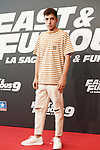 Spanish singer Pole during the photocall for the 'Fast & Furious 9' Madrid Premiere. June 17, 2021. (ALTERPHOTOS/Acero)