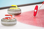 Sochi 2014 - Wheelchair Curling // Curling en fauteuil roulant.<br />