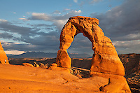 Arches National Park.Utah, USA Delicate Arch<br /> Arches National Park<br /> Utah<br /> USA