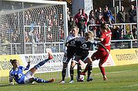 01.11.2015: 1. FFC Frankfurt vs. FC Bayern München