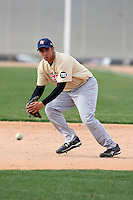 January 16, 2010:  Enrique Ocampo (Spring Valley, CA) of the Baseball Factory Southwest Team during the 2010 Under Armour Pre-Season All-America Tournament at Kino Sports Complex in Tucson, AZ.  Photo By Mike Janes/Four Seam Images