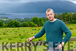 Diarmuid Griffin the Green party new candidate in the Killarney area