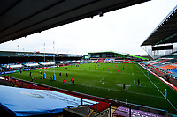 3rd January 2021; Welford Road Stadium, Leicester, Midlands, England; Premiership Rugby, Leicester Tigers versus Bath Rugby; A general view of Mattoli Woods Welford Road Stadium before kick-off