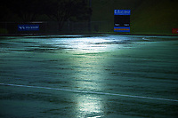 Waterlogged pitch 2. Under-18 Hockey Tournament finals day at National Hockey Stadium in Wellington, New Zealand on Saturday, 17 July 2021. Photo: Dave Lintott / lintottphoto.co.nz https://bwmedia.photoshelter.com/gallery-collection/Under-18-Hockey-Nationals-2021/C0000T49v1kln8qk