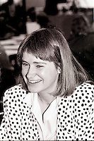 Montreal (Qc) CANADA - 1987 File Photo - - New Democratic Party (NDP) Convention  -