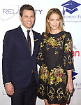 Michelle Monaghan and James Marsden at The 20th Annual Fulfillment Fund Stars Benefit Gala held at The Beverly Hilton Hotel in Beverly Hills, California on October 14,2014                                                                               © 2014 Hollywood Press Agency