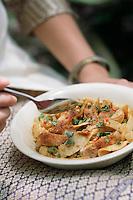 """Thaïlande/Ile de Ko Samui: Curry de barracuda aux pousses de bambous - Recette de l'hotel """"thé Impérial House"""""""