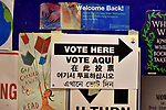 New York vote for midterm elections