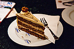 Our favorite Viennese pastry was the Nusstorte at Cafe Gerstner on Karntner Strasse since 1847.