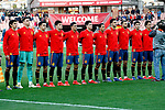 Spain's players  during the International Friendly match on 21th March, 2019 in Granada, Spain. (ALTERPHOTOS/Alconada)