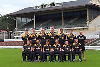 170327 Cricket - Wellington Provincial A Team Photo