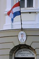 Europe/Croatie/Dalmatie/Split: Bureau de la Capitainerie du Port