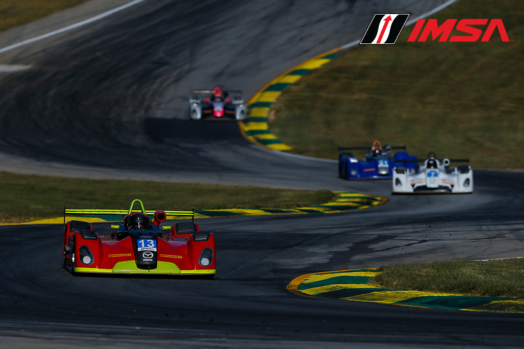 IMSA Prototype Challenge Presented by Mazda<br /> Road Atlanta<br /> Road Atlanta, Braselton GA<br /> Wednesday 4 October 2017<br /> 13, Gary Gibson, MPC, Elan DP-02<br /> World Copyright: Jake Galstad<br /> LAT Images