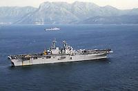- Amphibious assault ship USS Wasp<br /> <br /> - Nave da assalto anfibio USS Wasp