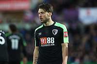 Harry Arter of Bournemouth during the Premier League match between Swansea City and Bournemouth at the Liberty Stadium, Swansea, Wales, UK. Saturday 25 November 2017