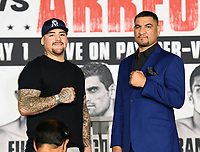 4/28/21: FOX Sports PBC PPV Fight - Ruiz vs Arreola Press Conference