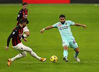 Milano  09-01-2021<br /> Stadio Giuseppe Meazza<br /> Campionato Serie A Tim 2020/21<br /> Milan - Torino<br /> nella foto:   Rincon                                                       <br /> Antonio Saia Kines Milano