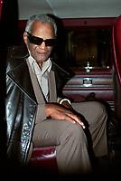 Ray Charles, 1989 File Photo