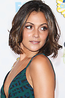 LOS ANGELES, CA, USA - AUGUST 10: Italia Ricci arrives at the Teen Choice Awards 2014 held at The Shrine Auditorium on August 10, 2014 in Los Angeles, California, United States. (Photo by Celebrity Monitor)