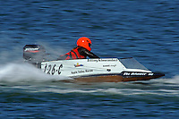 126-C..Stock outboard hydro