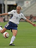 Lindsay Tarpley.US Women's National Team vs Brazil at Legion Field in Birmingham, Alabama.