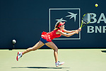 August 05, 2017: Catherine Bellis (USA) was defeated by CoCo Vandeweghe (USA) 6-3, 6-1 at the Bank of the West Classic being played at the Taube Tennis Stadium in Stanford, California. ©Mal Taam/TennisClix/CSM