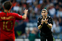 Referee Alberto Undiano Mallenco during the UEFA Nations League Final match between Portugal and Netherlands at Estadio do Dragao on June 9th 2019 in Porto, Portugal. (Photo by Daniel Chesterton/phcimages.com)<br /> Finale <br /> Portogallo Olanda<br /> Photo PHC/Insidefoto <br /> ITALY ONLY