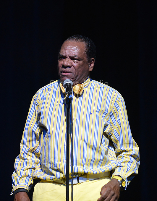 MIAMI BEACH, FL - MAY 24: Actor/Comedian  John Witherspoon performs live during the 2nd Annual Comedy Fest at the James L Knight Center Miami, Florida Sunday May 24, 2009<br /> <br /> People:   John Witherspoon