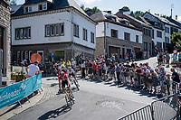coming down the Côte de Saint-Roch<br /> <br /> 17th Benelux Tour 2021<br /> Stage 6 from Ottignies/Louvain-la-Neuve to Houffalize (BEL/208km)<br /> <br /> ©kramon