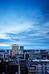 Birminggham Skyline for GBR Phoenix Beard