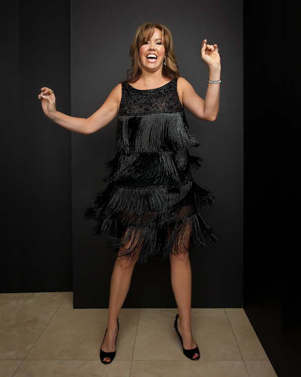 """Mary Murphy, Judge of """"So You Think You Can Dance?"""" photographed for The Creative Coalition at Haven House in Beverly Hills, California on February 20, 2009"""