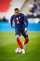 Kylian Mbappe  ( 10 - France ) - PARIS 11/10/2020 Saint Denis <br /> Nations League France Vs. Portugal <br /> Photo Federico Pestellini / Panoramic / Insidefoto  <br /> ITALY ONLY