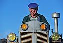 28/10/14 - LA FERTE HAUTERIVE - ALLIER - FRANCE - Collection de machines agricoles et d engins de BTP de Daniel LANTENOIS - Photo Jerome CHABANNE