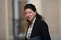 French Minister for Solidarity and Health Agnes Buzyn arrives to the Elysee presidential palace for the weekly cabinet meeting on Wednesday, 28 June 2017 in Paris # CONSEIL DES MINISTRES DU 28/06/2017