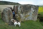Coldrum Stone Long Barrow Kent Dowms Uk.
