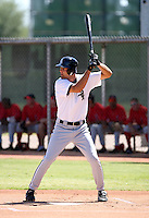 Jordan Danks / Chicago White Sox 2008 Instructional League..Photo by:  Bill Mitchell/Four Seam Images