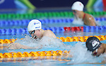Glasgow 2014 Commonwealth Games<br /> Scotland's Hannah Miley on her way to gold in the Women's 400m Individual Medley.<br /> Tollcross Swimming Centre<br /> <br /> 24.07.14<br /> ©Steve Pope-SPORTINGWALES
