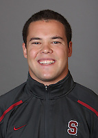 STANFORD, CA - OCTOBER 7:  Anthony Degani of the Stanford Cardinal during wrestling picture day on October 7, 2009 in Stanford, California.