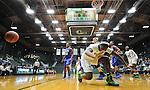 Tulane Women's Basketball reaches twenty wins on the season and defeats Tulsa, 65-61.